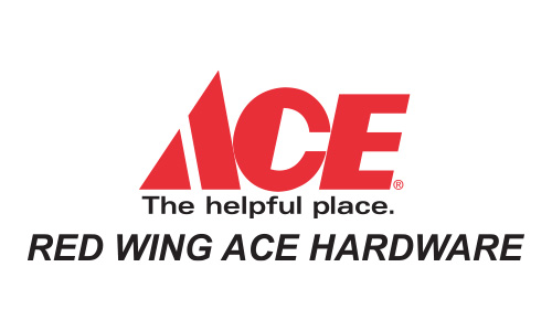 red wing ace hardware logo