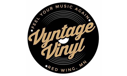 vintage vinyl logo 1