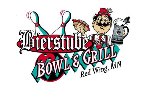 Bierstube bowl grill logo